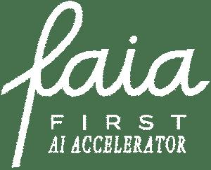 FAIA - logo - white